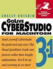 GoLive CyberStudio 3.1 for Macintosh (Visual QuickStart Guide)-ExLibrary