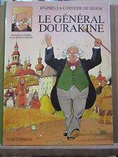 Louis-Michel Carpentier: Le Général Dourakine (d'après la C. de Ségur)/Casterman