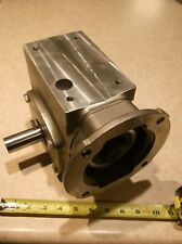 Dodge 23Qs60L56 Stainless Steel Tigear 2 Reducer Gearbox 60:1 Left Hand Output