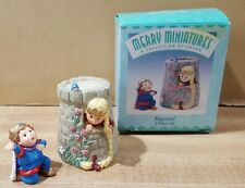 Merry Miniatures Rapunzel ~ Prince and Castle Hallmark 1998