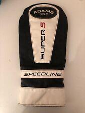 Adams Golf Super 5 Speedline, VST, Driver Golf Club Headcover