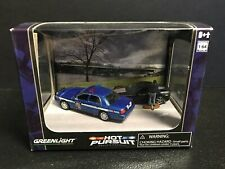 Greenlight Hot Pursuit Diorama Wisconsin State Patrol DELA8028