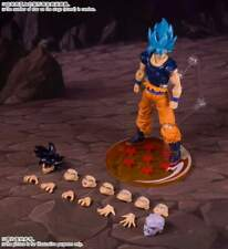 Demoniacal Fit Possessed Horse Tenacious Martialist Ultra Instinct Blue UI Goku