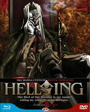 Hellsing Ultimate Vol. 2 OVA Series 3-4 (Blu-Ray+Dvd) DYNIT
