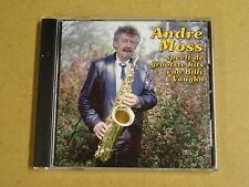 CD / ANDRE MOSS - SPEELT DE GROOTSTE HITS VAN BILLY VAUGHN