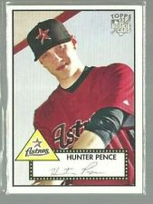2007 Topps 52 Black Back #30 Hunter Pence RC (ref50832)