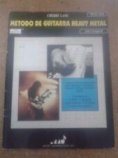 MÉTODO DE GUITARRA HEAVY METAL 2 (Jon Chappell)