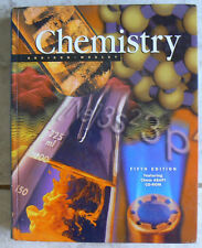 Prentice Hall CHEMISTRY 2000, 5E 5th Ed, 9 10 11 12 Text