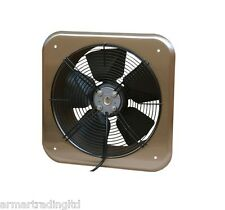 "Metal Industrial Extractor Fan Ducting Size 200mm 8"" Commercial Ventilator EV200"