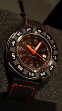 TRASER RED ALERT T-100 H-3 Sapphire Crystal Model 106470 on Rubber NEW for 2017!