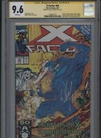 X-Factor #69 CGC 9.6 SS Whilce Portacio 1991