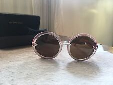 Karen Walker Orbit Sunglasses Pink