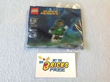Lego Super Heroes 30617 Green Lantern Jessica Cruz Polybag New/Sealed/Hard 2Find
