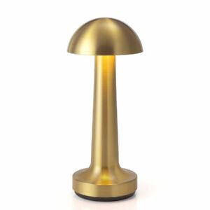 Cordless Bar Table Lamps Wireless Desk Lamp Restaurant Bedroom Light Fixtures