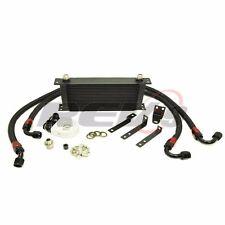 REV9 For HONDA S2000 AP1 AP2 S2K F20C BLACK 19 ROW DIRECT BOLT ON OIL COOLER KIT