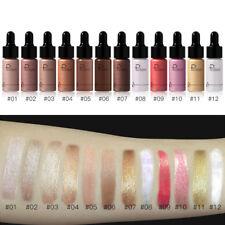 Women Liquid Concealer Facial Highlighter Shimmer Waterproof Makeup Beauty Tools