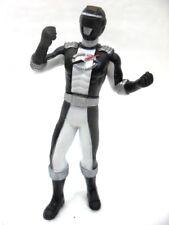 "POWER RANGERS OPERATION OVERDRIVE ""BLACK figura collezione Edibas 2°"""