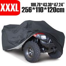 Heavy Duty XXXL Waterproof ATV Cover Fit Polaris Honda Yamaha Can-Am Suzuki NEW