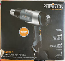 Steinel 110025597 Hl 2020 E Professional Heat Gun Lcd Display 1600w Tool Only