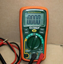 Extech Ex330 Autoranging Multimeter Ncv Non Contact Voltage Works Well