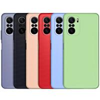 COVER per Xiaomi Redmi Note 10 / Pro CUSTODIA TPU SILICONE + VETRO TEMPERATO 9H