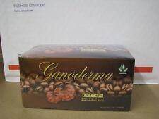 4-1 Healthy Coffee w/ Ganoderma & Creamer & Sugar 1 Box (4 in 1 Healthy Cafe)