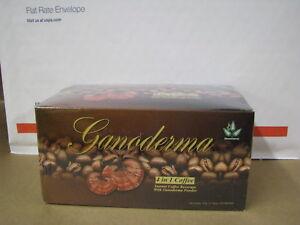 Ganoderma Coffee 4 -1 Creamer & Sugar 1 Box - 4 in 1, Healthy Coffee  Ship Saver