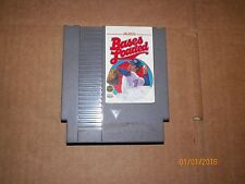 NES 1989 (BASES LOADED BY JALECO) COMES TESTED GAME ONLY  FREE U.S SHIPING