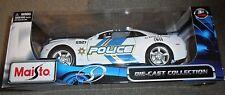 Maisto 1:18 2010 Chevrolet Camaro SS RS Police Car
