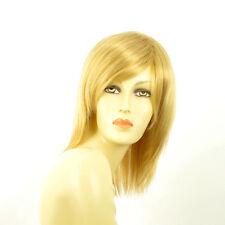 Perruque femme mi-longue blond clair doré AXELLE LG26