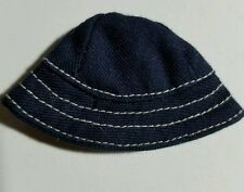 VINTAGE BARBIE HATS 'N HATS DEEP NAVY BLUE HAT PAK ACCESSORY 1965-1966 ONLY