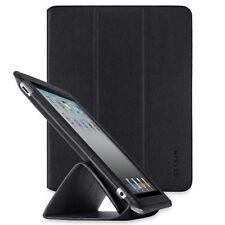 Belkin iPad 4 3 2 Piel Triple Soporte Folio Funda Negro f8n650cwc00