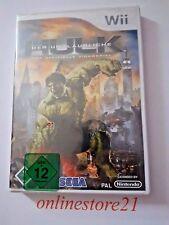 Der unglaubliche Hulk - Das offizielle Videospiel (Nintendo Wii, 2008)