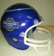 New listing Treasure Cave Football Snack Helmet Chip Dip Server-New Open Package