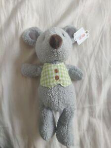 Baby Gund Mouse Teddy , Soft Toy, Plush Brand New