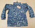 Genuine US Navy USN Digital GoreTex Working Parka Jacket Size Small/X-Short #67