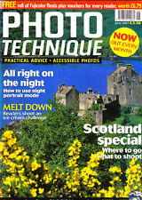 Photo Technique magazine with  Nikon FE 10  v  Pentax P30T   June 1997