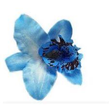 Orquídea Enganche Pelo Flores Pasador Adorno Para Cabello Flores Hibisco Hawái