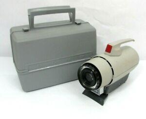 Elmo Slide CS Projection Lens Lamp w/ case untested
