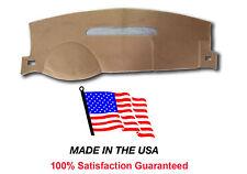 2008-2014 Cadillac Escalade SUV Dash Cover Mat Pad Beige Carpet CH83-8 USA Made