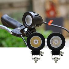 1pc 10W CREE LED Work Light Bar Spot/Flood Beam 4WD Reverse Lamp 12V 24V New