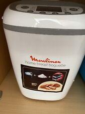 Brotbackautomat Moulinex B-11a Home Bread Baguette / neu OW610110
