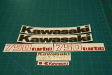 Carrocerías y bastidores Kawasaki para motos