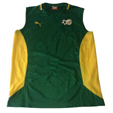 Puma South African Football Association Soccer Jersey USP Dry Mens Large