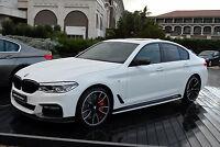 OE Performance BMW G30 G31 Minigonne Laterali Fiancate Gonna Barra M5 Sill Cover