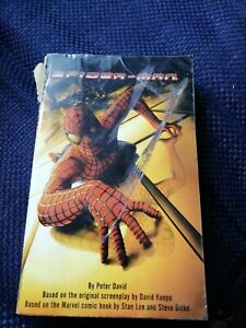 Spider-Man by Peter David  based on original screen play by David Koepp