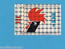 PANINI CALCIATORI 1985/86 -FIGURINA n.38- SCUDETTO - BARI -Rec