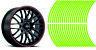 Decalcomanie per adesivi a strisce per auto o moto *8mm* Verde chiaro Lgreen
