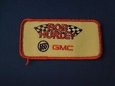 Bob Hurley GMC Dealer Uniform Advertising Cars Embroidered Iron On Patch