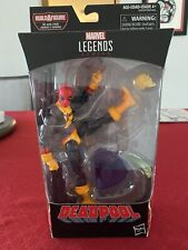 Marvel Legends Madcap Deadpool Sauron BAF Wave Case Fresh X-Men